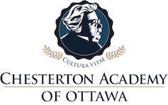 Chesterton Academy of Ottawa Logo